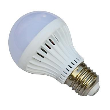 E26/E27 7 W 14 SMD 5730 510-560 LM Warm White / Cool White Globe Bulbs AC 85-265 V