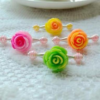 Children's Rose Hair Clip(4/set)