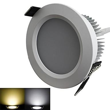 400-450LM lm LED mélysugárzók 10 led SMD 5630 Meleg fehér Hideg fehér AC 100-240V V