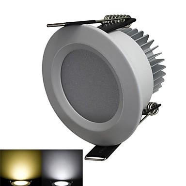 3000-3200/6000-6500lm LED Downlights 6 LED Beads SMD 5630 Warm White Cold White 100-240V