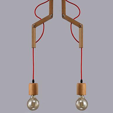 maishang® 샹들리에 미니 스타일의 현대 / 현대 거실 / 침실 / 식당 / 스터디 룸 / 사무실 나무 / 대나무