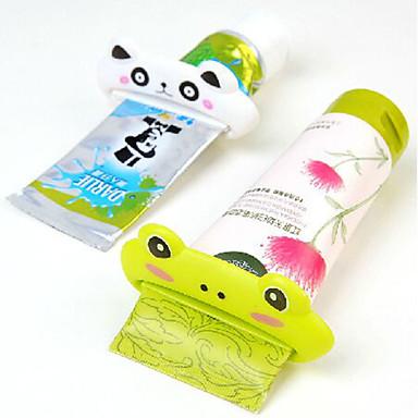 Fürdőszobai kütyü Több funkciós Utazás Környezetbarát Ajándék Kreatív Rajzfilmfigura Műanyag 1 db - Fürdőszoba Fogkefe és kiegészítők