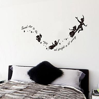 Worte & Zitate Wand-Sticker Flugzeug-Wand Sticker Dekorative Wand Sticker, Vinyl Haus Dekoration Wandtattoo Wand