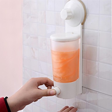 Såpedispenser Moderne Plast PVC 1 stk - Hotell bad