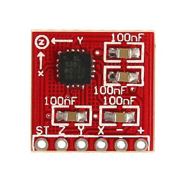 geeetech ADXL335 dreifache Achsen-Beschleunigungsmesser Breakout für Arduino