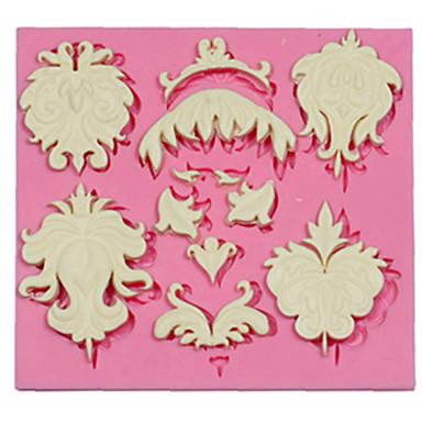 Lace Mold For Fondant Cake&Chocolate Decoration