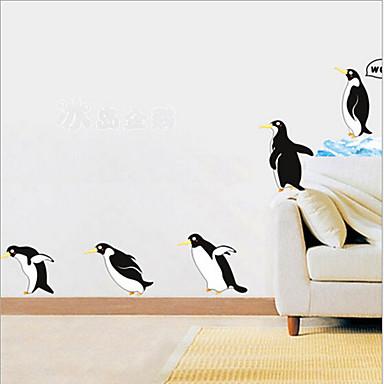 Dekorative Wand Sticker - Tier Wandaufkleber Tiere / Stillleben / Romantik Wohnzimmer / Schlafzimmer / Studierzimmer / Büro