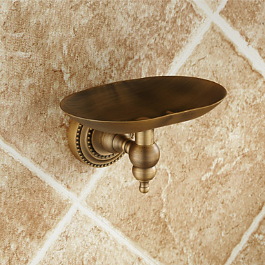 Soap Dishes & Holders Antique Brass 1 pc - Hotel bath