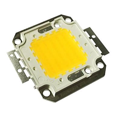 jiawen high power integrierte 50w dc 30-33v aluminium led lampen chip für flutlicht scheinwerfer warmweiß