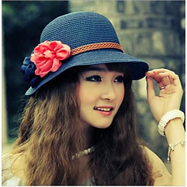 basketwork καπέλα headpiece γάμο κόμμα κομψό θηλυκό στυλ