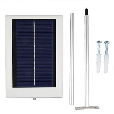 12 y-güneş güneş aydınlatma sensörü solar lamba güç paneli sokak lambası açık yol duvar acil sl1-1 led