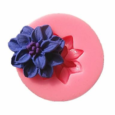 Dekorasjonsverktøy Blomst Pai Til Småkake Kake Silikon Økovennlig Høy kvalitet Non-Stick