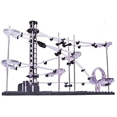 Spacerail Level 1 5000mm Marble Track Sets / Épület készlet / Golyópálya DIY Puha műanyag / Műanyag Gyermek Ajándék 1 pcs