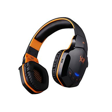 B3505 Πάνω από το αυτί Ασύρματη Ακουστικά Κεφαλής Ηλεκτροστατικό Πλαστική ύλη Κινητό Τηλέφωνο Ακουστικά Φορητά / Με Έλεγχος έντασης ήχου