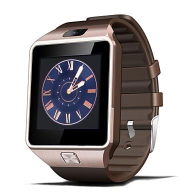 DZ09 Smartwatch Android Bluetooth USB Touchscreen Verbrannte Kalorien Langes Standby Distanz Messung Schrittzähler Timer Anruferinnerung AktivitätenTracker Schlaf-Tracker Sedentary Erinnerung / 128MB