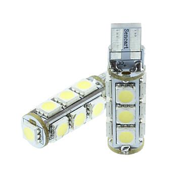 SO.K T10 Λάμπες W LED Υψηλής απόδοσης SMD 5050 140-160lm lm Φως Φλας ForUniversal