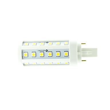 SENCART 3000-3500/6000-6500lm G24 LED kukorica izzók T 48 LED gyöngyök SMD 5050 Dekoratív Meleg fehér / Hideg fehér 85-265V / 1 db.