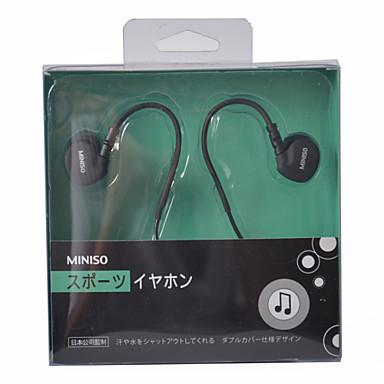 sport iphone iphone 6 6 plus in-ear fülhallgató mp3 / mp4 fejhallgató, mikrofon