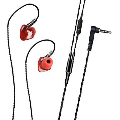 Plextone S50 Słuchawki douszneForOdtwarzacz multimedialny / tablet Telefon komórkowy KomputerWithz mikrofonem DJ Rozrywka Sport Noise