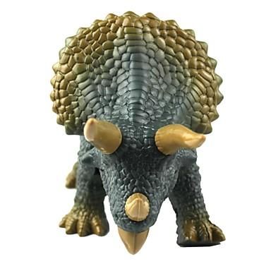 Fjernstyrte leker / Drager og dinosaurer / Dinosaur Figur Jurassic Dinosaur / Triceratops / Tyrannosaurus Rex Fjernkontroll Plast Barne Gave