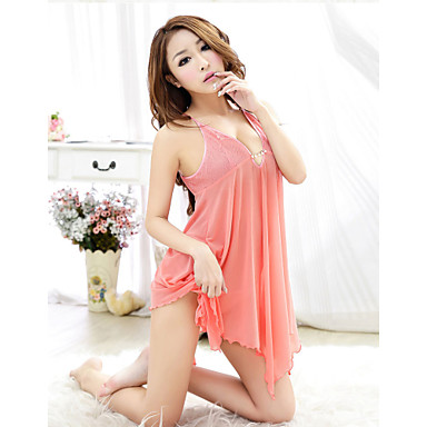 0e9dd7560 Soft Sexy Night Dress Hot Girl Lady Lingerie Costumes Cute Nightwear  Sleepwear Pajamas 3124543 2019 –  11.99