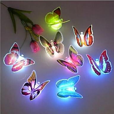 Недорогие Фокусы-световой бабочка (1 шт)