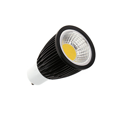 3000-3500lm GU10 LED Spot Lampen MR16 1 LED-Perlen COB Warmes Weiß / Kühles Weiß 100-240V