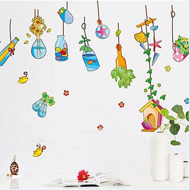 환경 이동식 에펠 PVC 벽 스티커