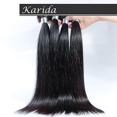 Peruvian Straight Virgin Hair, 4 pcs/ lot Free Shipping Top Quality Peruvian Human Hair