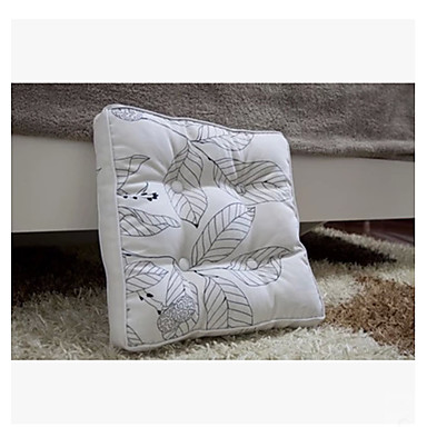 Home Office 40*40cm Square Cotton Seat Chair Cushion Pad