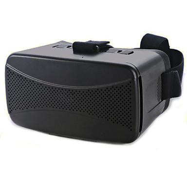 Brilleetuier Plast Gennemsigtig VR Virtual Reality Glasses Aviator
