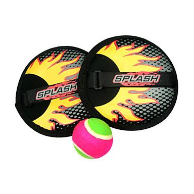 voordelige water Speeltjes-winmax® strand spel vangst bal set inclusief 2 peddels en 1 bal