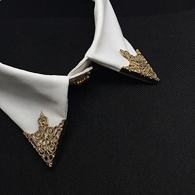 Herrn / Damen Broschen - Stilvoll, Modisch Brosche Bronze / Golden Für Hochzeit / Party / Alltagskleidung / Normal