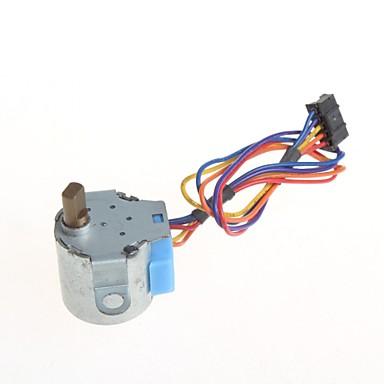 4-Phasen-5-Draht Schrittmotor 20mm Schrittmotor mit Getriebe