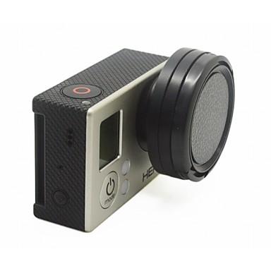 Akciókamera / Sport kamera Lencsevédő sapka Vízálló mert Akciókamera Gopro 3 Gopro 3+ Búvárkodás Szörfözés Univerzalno Ejtőernyőzés
