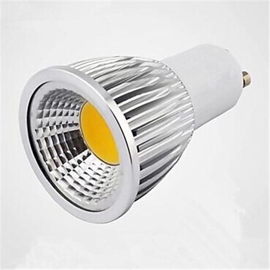 250-300 lm GU10 LED Σποτάκια MR16 1 leds COB Θερμό Λευκό Ψυχρό Λευκό Φυσικό Λευκό AC 85-265V