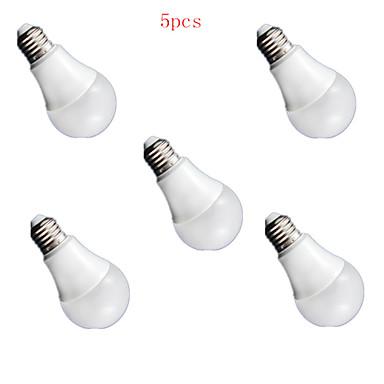 HRY 950 lm E26/E27 LED Λάμπες Σφαίρα A80 24 leds SMD 5630 Διακοσμητικό Θερμό Λευκό Ψυχρό Λευκό
