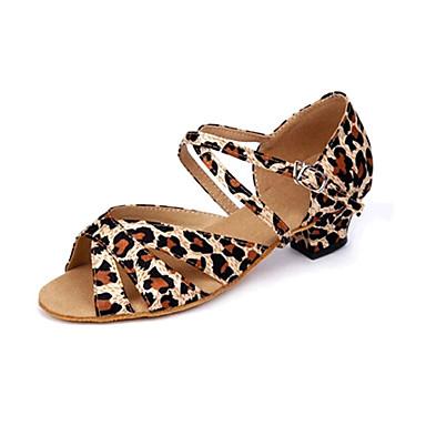 Girls' Leopard