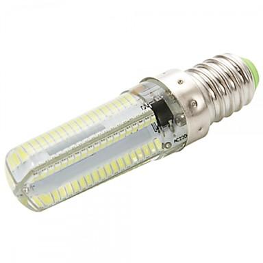 ywxlight® dimbar e14 10w 152x3014smd 1000lm varm vit / cool vitljus ledd majslampa ac110 / 220v 1pc
