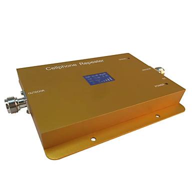 LCD 디스플레이 cdma950의 850MHz의 휴대 전화 신호 부스터 증폭기 + 우리 어댑터