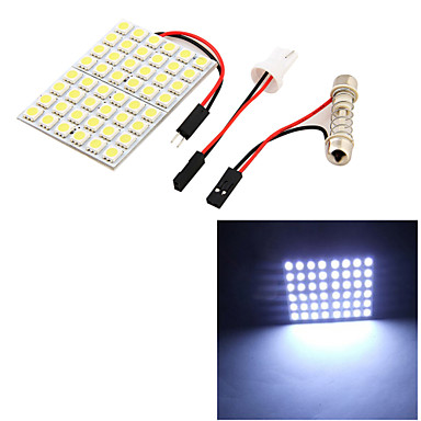 SO.K T10 Automatique Ampoules électriques 8W SMD 5050 500lm 48 Éclairage extérieur