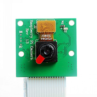 5.0MP OV5647 Lens Camera Board for Raspberry Pi A / B / B+