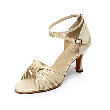 Latin Woman's Sandals Heel With Buckie   Dance Shoes(More Colors) Customizable