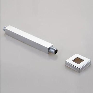 Accessoire de robinet - Qualité supérieure - Moderne Laiton Pomme de douche Tige fixe - terminer - Chrome