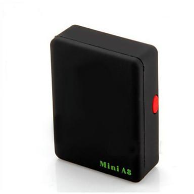gprs asema tracker mini a8 seuranta, gsm / gprs / gps kappaleen molemmista pc& älypuhelin sovellus, lapsille / PET / auto