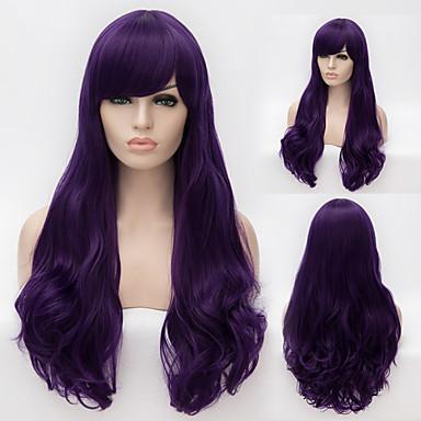 Европейский и американский высокотемпературный высокого качества длина провода вьющиеся волосы парик моды девушка необходимо