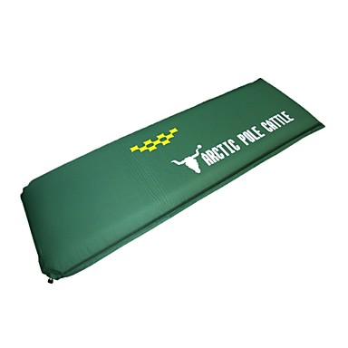 Inflated Mat Self-Inflating Camping Pad Moistureproof/Moisture Permeability Waterproof Thick Inflated PVC Other PVC Hiking Beach Camping