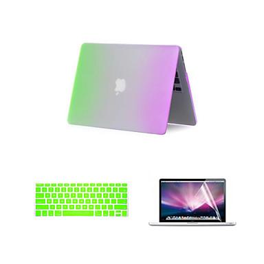MacBook Case for Color Gradient Plastic MacBook Air 13-inch