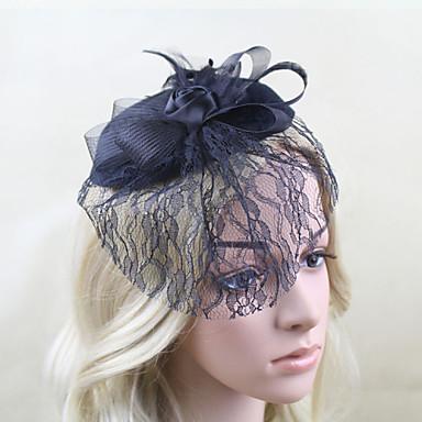 Δίχτυ Γοητευτικά Καπέλα 1 Γάμου Ειδική Περίσταση Headpiece