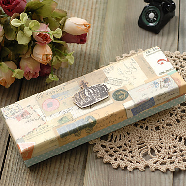 Cuboid Card Paper Favor Holder With Gift Boxes-1